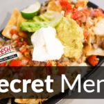 Baja Fresh Secret Menu