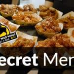 Buffalo Wild Wings Secret Menu