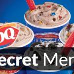 Dairy Queen Secret Menu