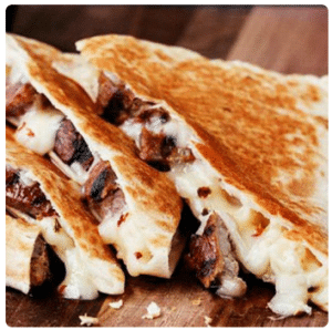 Double Grilled Quesadilla