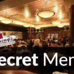 Fleming's Steakhouse Secret Menu