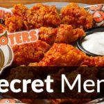 Hooters Secret Menu