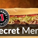 Jimmy John's Secret Menu