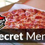 Pizza Hut Secret Menu