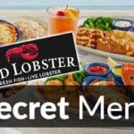 Red Lobster Secret Menu