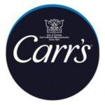 Carr's Nutrition Info