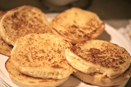 Toasty Buns