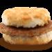 Sausage Biscuit (Regular)
