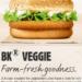 BK VEGGIE® Burger **