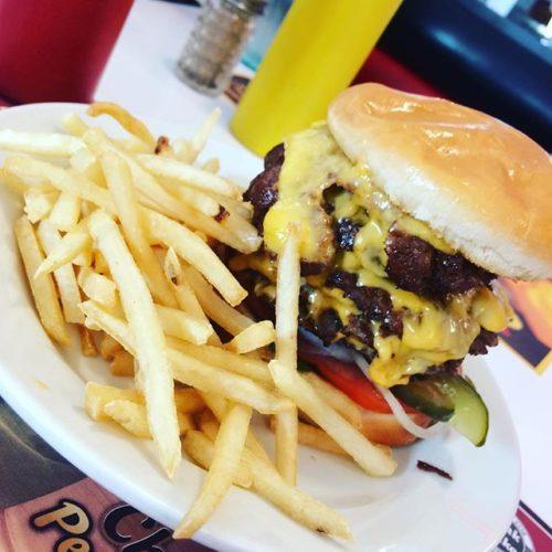 The 7×7 Burger
