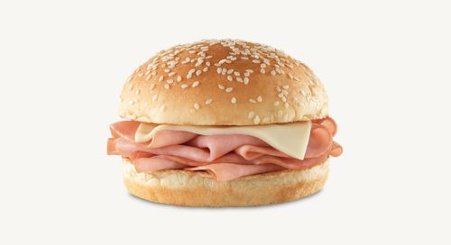 Arby's Ham 'n Swiss