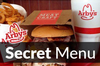 Arby's Secret Menu
