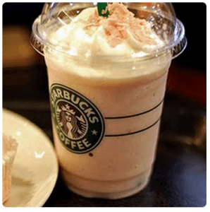 Birthday Cake Batter Frappuccino