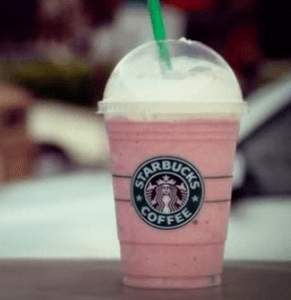 Captain Crunch Berry Frappuccino