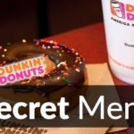 Dunkin' Donuts Secret Menu