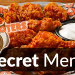 Hooters Secret Menu