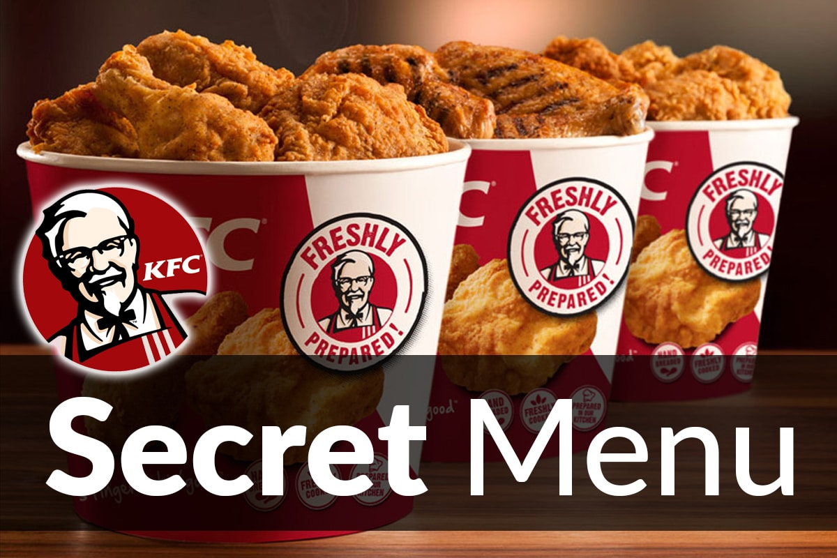 Kentucky Fried Chicken (KFC) Secret Menu Items Oct 2018 ... - photo#19