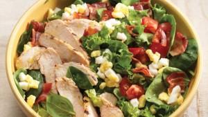 Power Mediterranean Roasted Turkey Salad