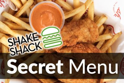 shake-shack Secret Menu