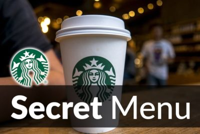 Starbucks Coffee Secret Menu Items Nov 2019 Secretmenus