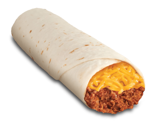 The Cheese Burrito