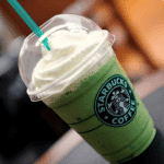 Thin Mint Frappuccino