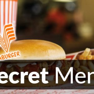Whataburger Secret Menu