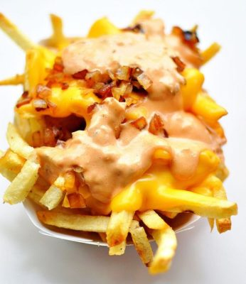 Animal Style French Fries