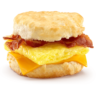 Bacon, Egg & Cheese Biscuit (Regular)