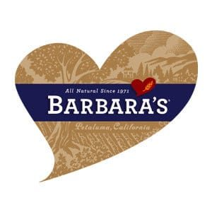 Barbara's Bakery Nutrition Info