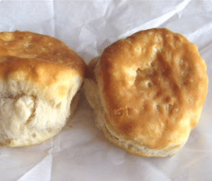 KFC Biscuits on the Side