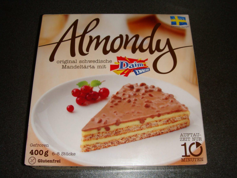 Daim Cake