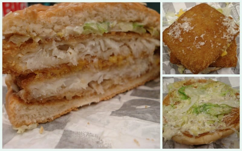Deep sea double from checkers nurtrition price for Chick fil a fish sandwich 2017