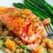 Dijon Honey Lime Grilled Salmon
