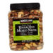 Extra Fancy Unsalted Mixed Nuts