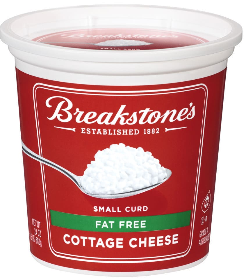 fat free cottage cheese from kroger nurtrition   price