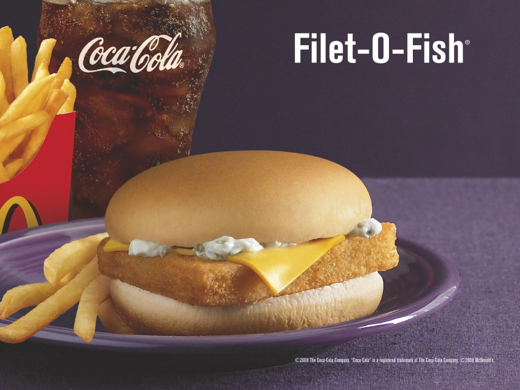 filet o fish from mcdonald s nurtrition price