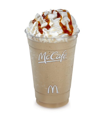 Calories In Small Caramel Iced Coffee