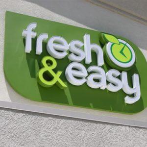 Fresh & Easy Nutrition Info