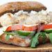 Fried Wheat Sandwich