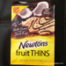 Fruit Thins – Toasted Coconut with Dark Fudge