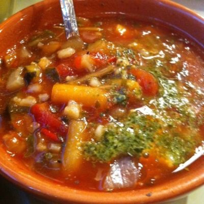 Garden Vegetable Soup From Healthy Choice Nurtrition Price