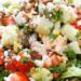 Greek Dressing for Mediterranean Chicken Salad