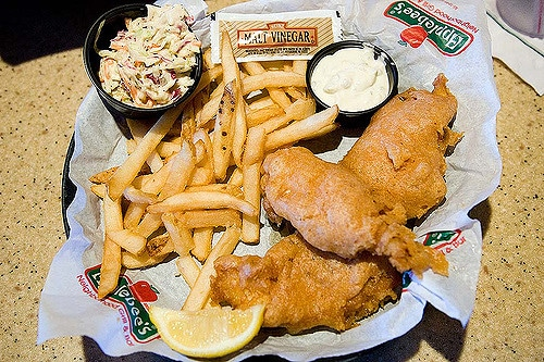 hand battered fish chips from applebee s nurtrition price. Black Bedroom Furniture Sets. Home Design Ideas