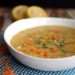 Lentil, Carrot & Bell Pepper Soup