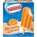 Low Fat Orange Cream Bars