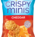 Mini Crisps Cheddar Rice Snacks