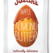 Natural Almond Butter Squeeze Pack – Maple