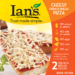 Organic French Bread Pizza – Cheesy
