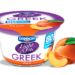 Peach Light Yogurt